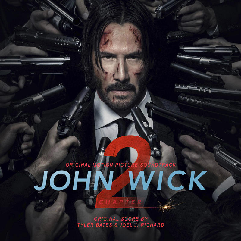 John Wick Chapter 2 Soundtrack by THEGALATF on DeviantArt