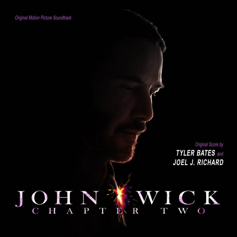 John Wick Chapter 2 Soundtrack Cover Classic Style by THEGALATF on