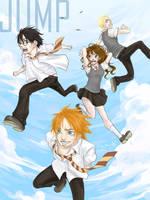 HP: Jump by 2beats