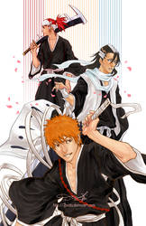 Bleach-ch-ch guys by 2beats