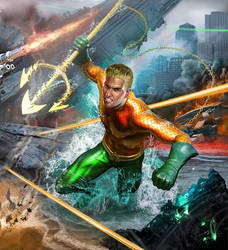 JusticeLeague Aquaman Kennedy