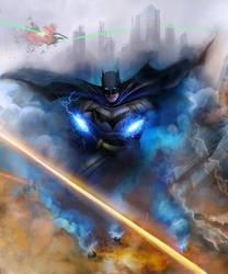 JusticeLeague Batman Kennedy