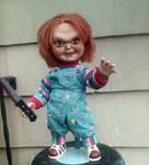 My Mezco Chucky Doll