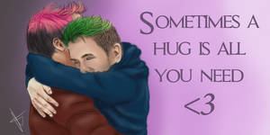 Sometimes a hug is all you need (Septicplier)