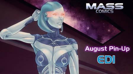 Mass Effect EDI by Eromaxi