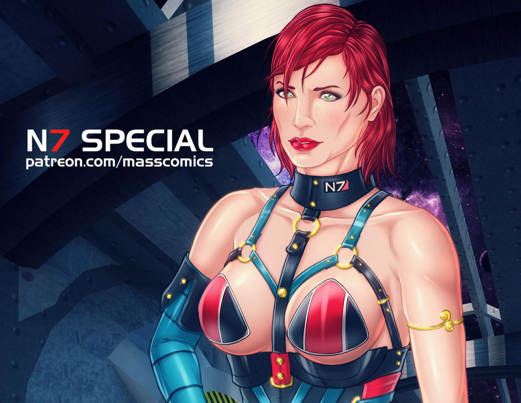 N7 Special outfit by Eromaxi