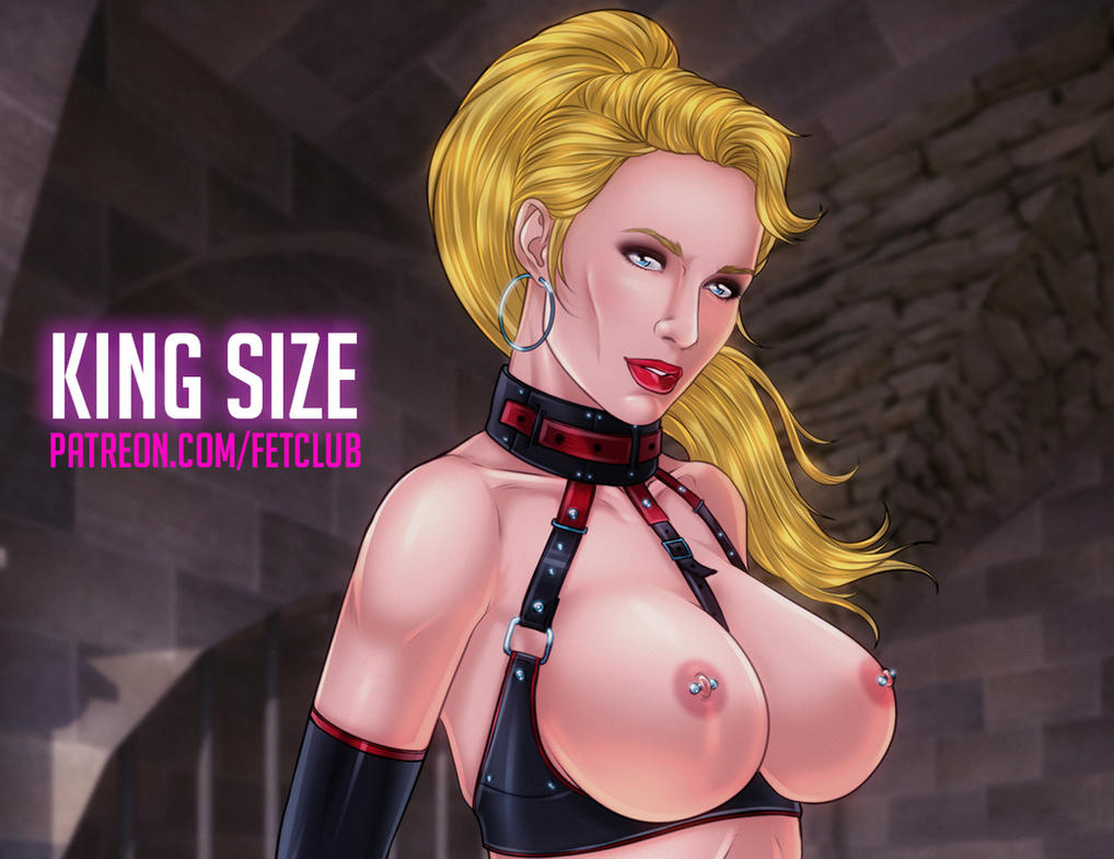 Fetish King Size by Eromaxi