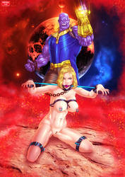 Avengers Infinity Slave by Eromaxi