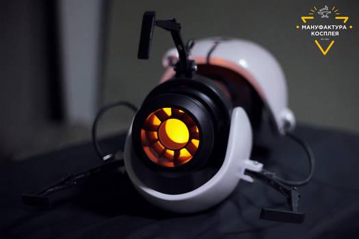 Portal gun cosplay replica with lighting mecha