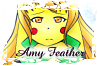 Amy Feather Stamp by Christarmewn