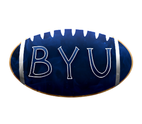 [Request] BYU Logo by Christarmewn