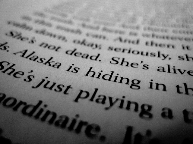 Drawing Looking For Alaska Alaska: Looking For Alaska By IPaintedtheskies On DeviantArt