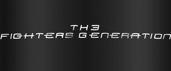 Fighters Generation Animated PS3 Logo by MegaMac