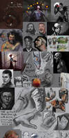 recent glorious things of art