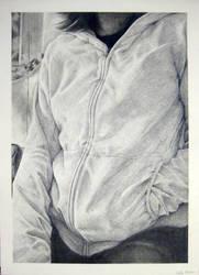 Hoodie Self Portrait