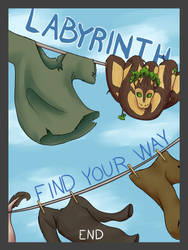 Find your way End cover by Theplutt97