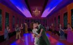 An Emerald Embrace