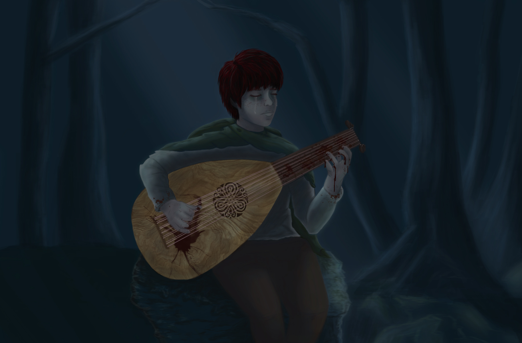 My Father's Lute