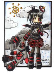 Evil Panda by silentmoon-chan