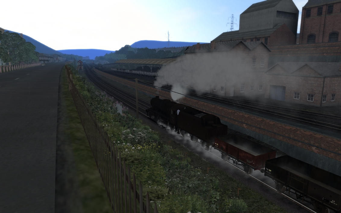 Mixed Goods to Leeds by GeorgeUK90 on DeviantArt