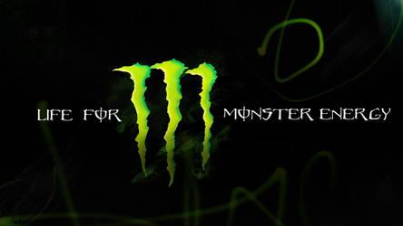 Life for Monster Energy