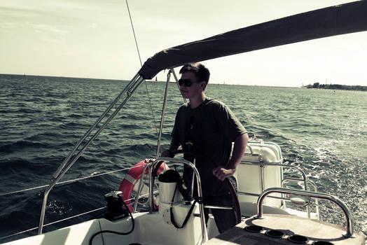 Sailing on Atena