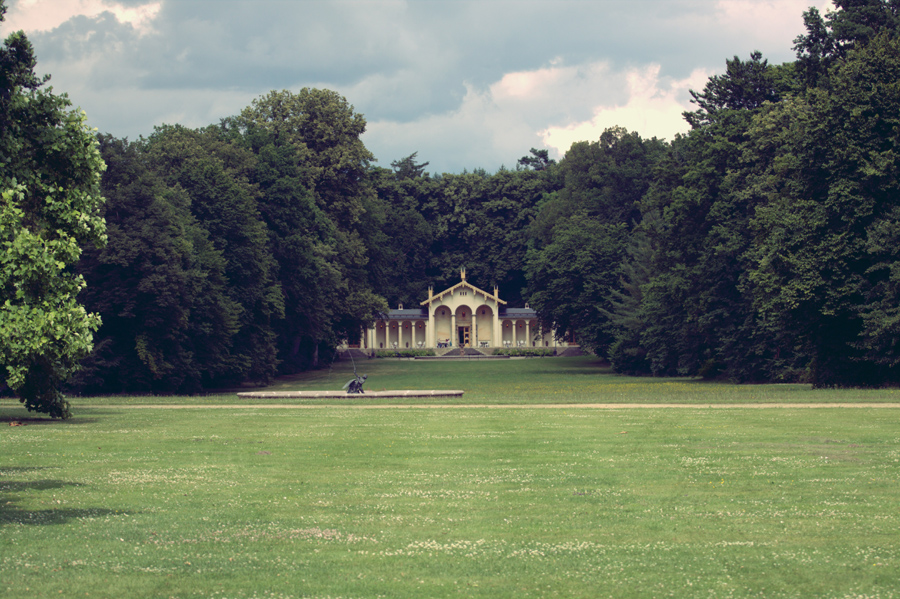 Sychrov park by Lillian-Bann