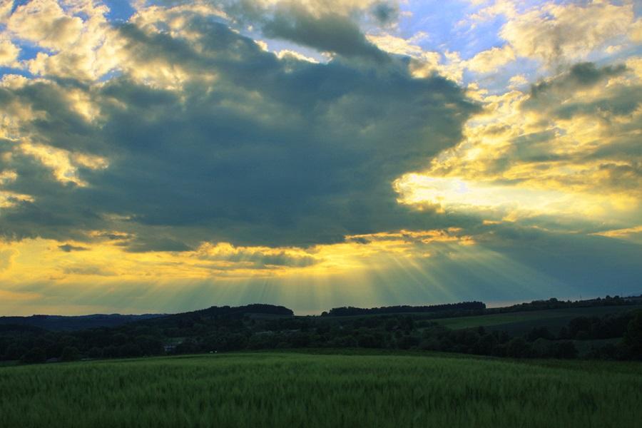 The power of heaven by Lillian-Bann