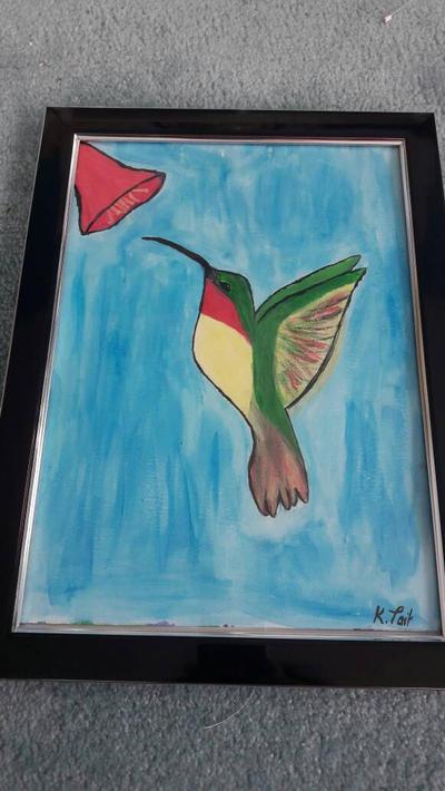 hummingbird  by TaitGallery