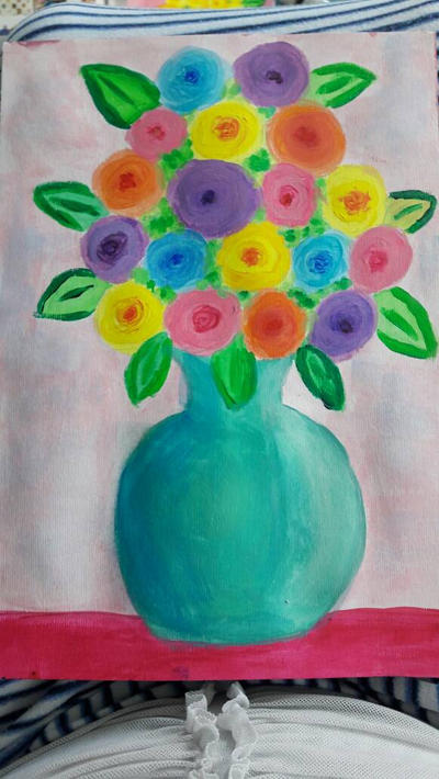 mixed bouquet  by TaitGallery