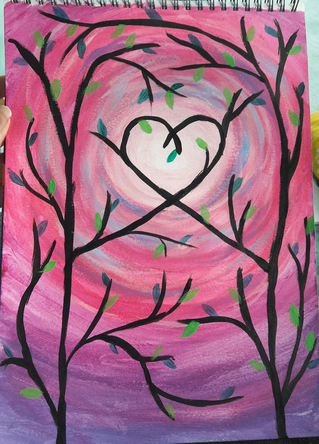 love tree by TaitGallery
