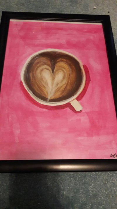 love coffee by TaitGallery