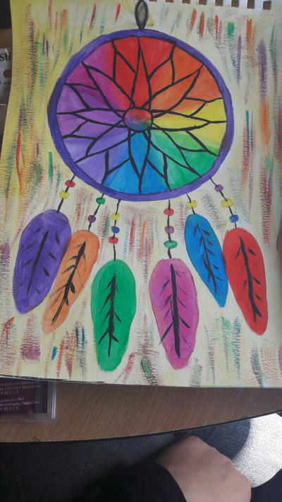 dream catcher  by TaitGallery