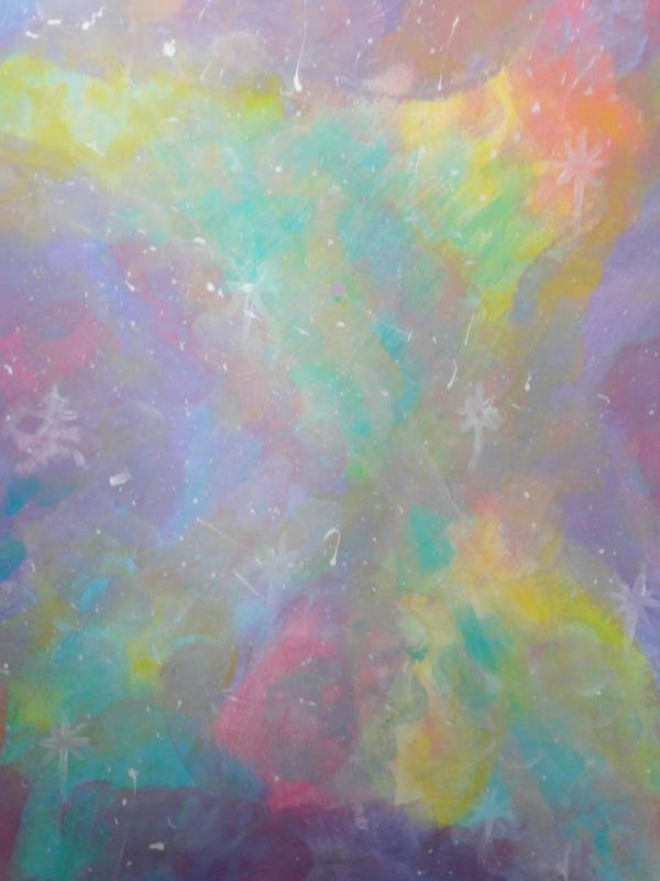 pastel space by TaitGallery