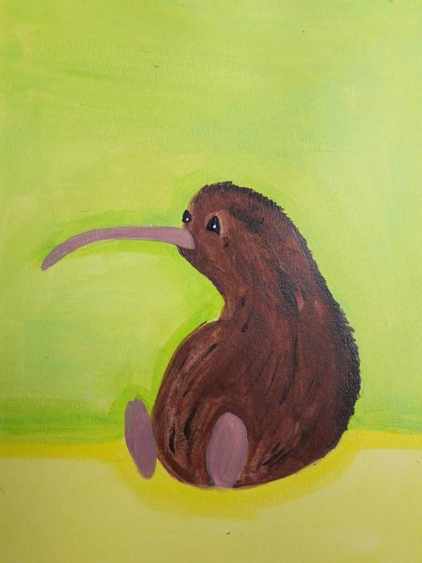 kiwi by TaitGallery