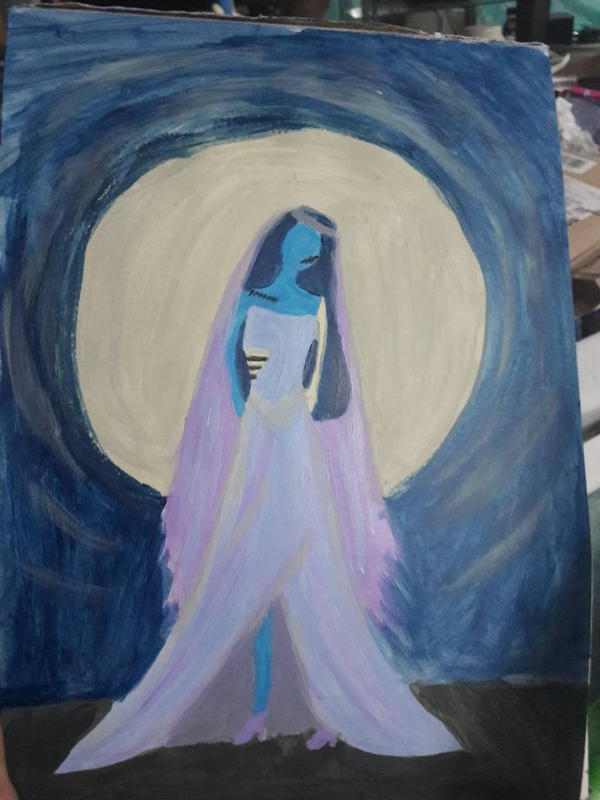Corpse bride by TaitGallery