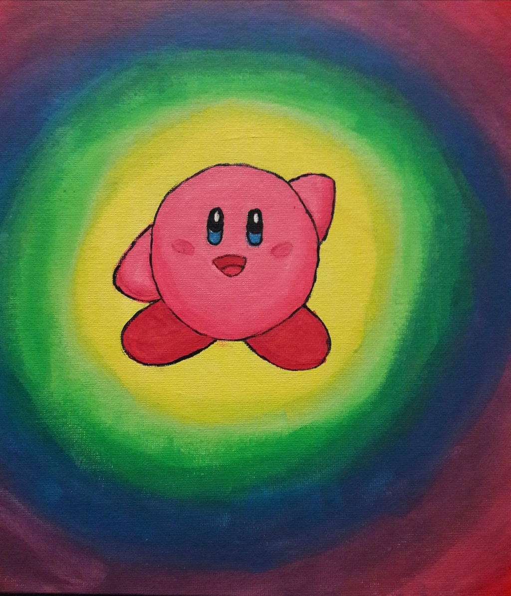 Kirby! by TaitGallery
