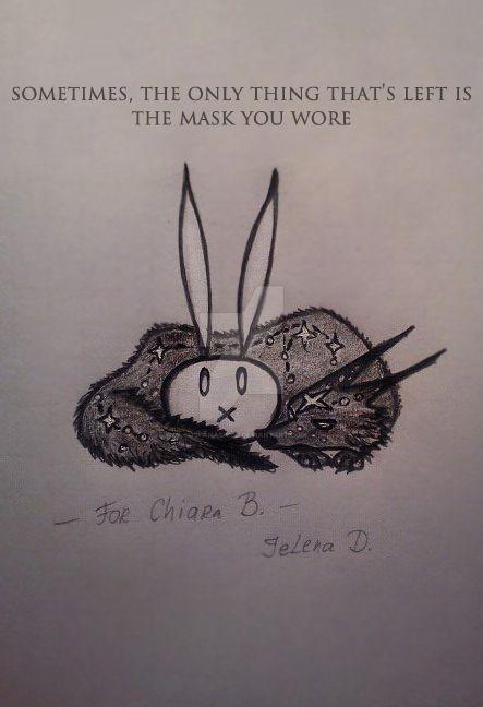 For Chiara B. by GospaNaSivcu