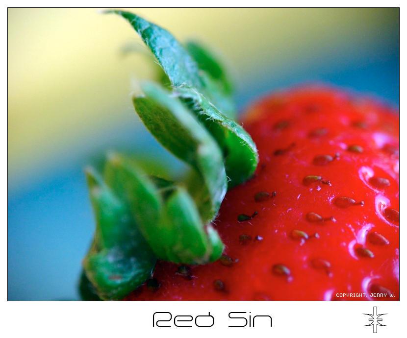Red sin by mutato-nomine