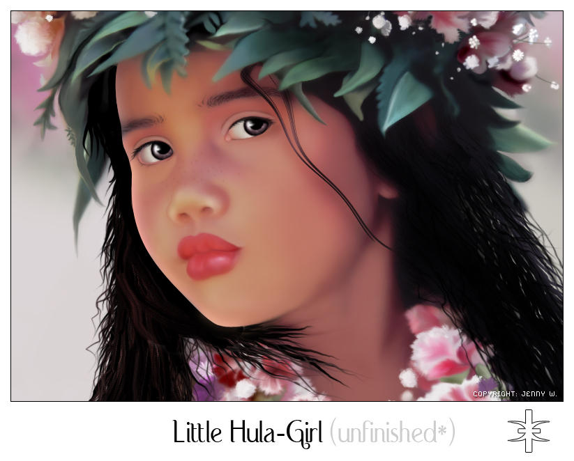 The little HULA-Girl