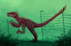 Jurassiraptor by RiptorCPV