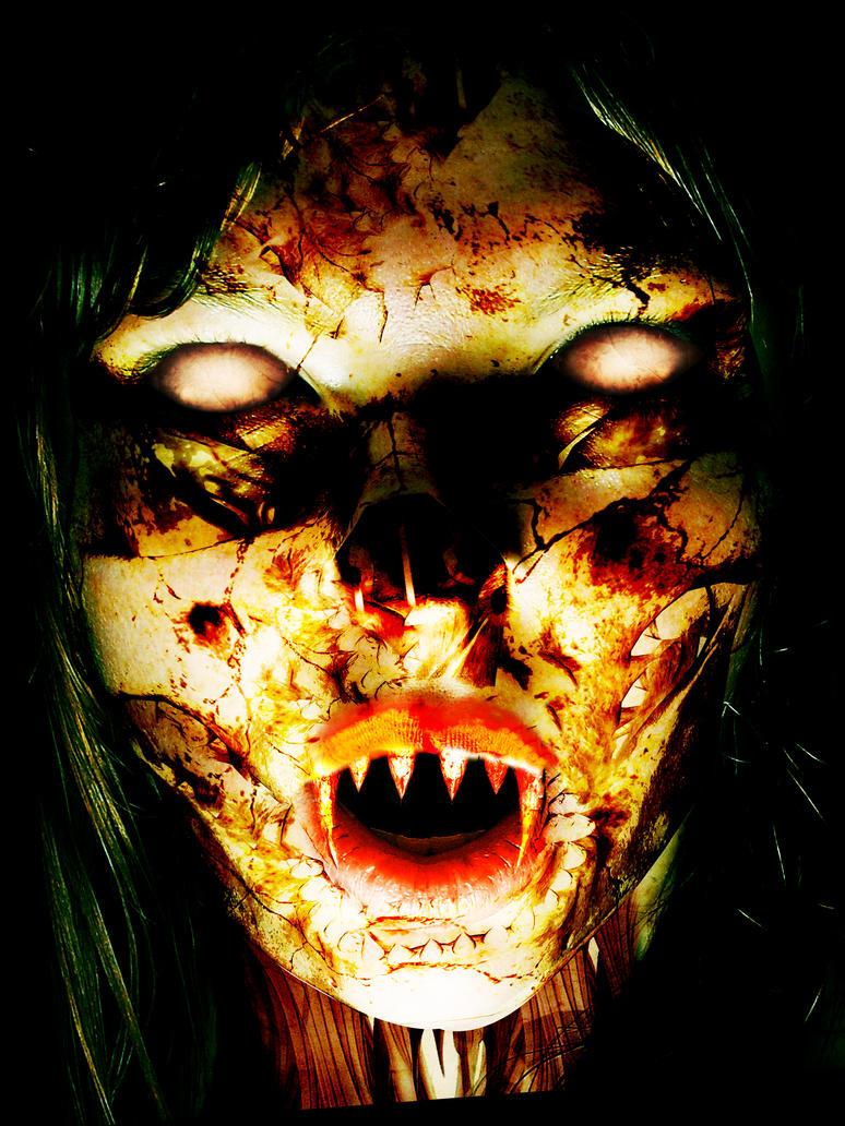 Beast - The Horror by agneva