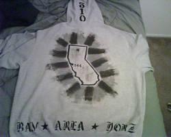 T-shirt design2 by jasondadon22