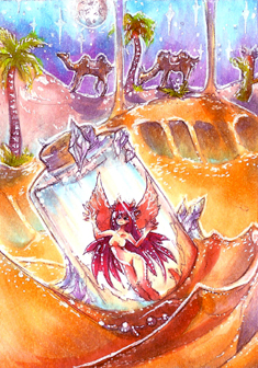 Sandfairy by Tsukasa-girl