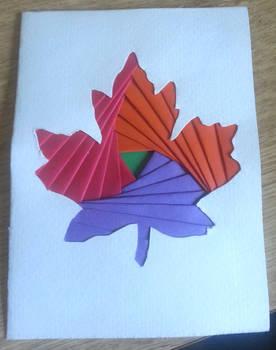 Paperfold Leaf