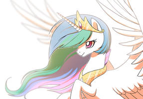 Celestia by TrippinMars