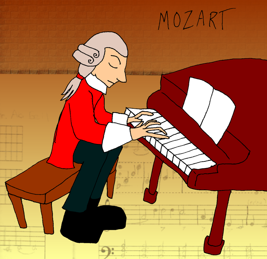 Tribute to the Music of Wolfgang Amadeus Mozart by mortimermcmirestinks