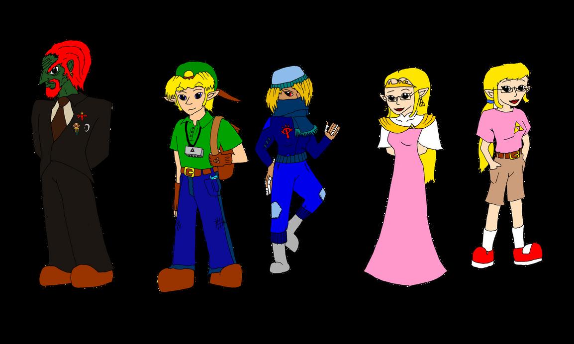 Legend of Zelda: Harmonica of Time by mortimermcmirestinks on DeviantArt