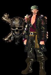 Dead Men Tell No Tales: Captain Will Turner by FIREARROW1