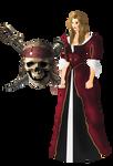 Curse of The Black Pearl: Elizabeth Swann by FIREARROW1